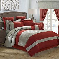 Chic Home Lorde 25 pc Bed Set