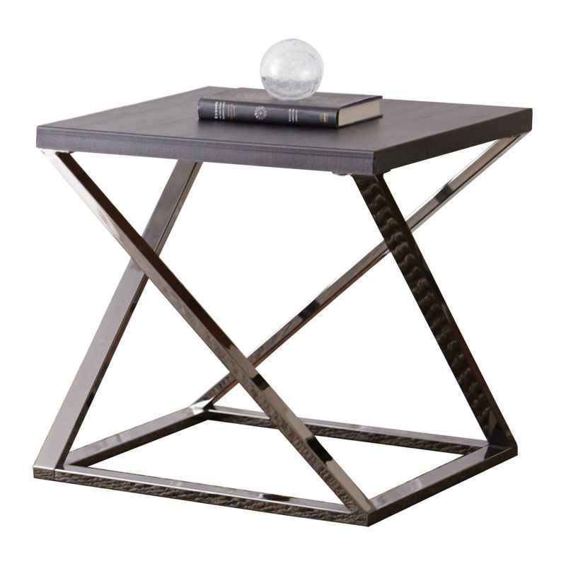 Aegean End Table, Black