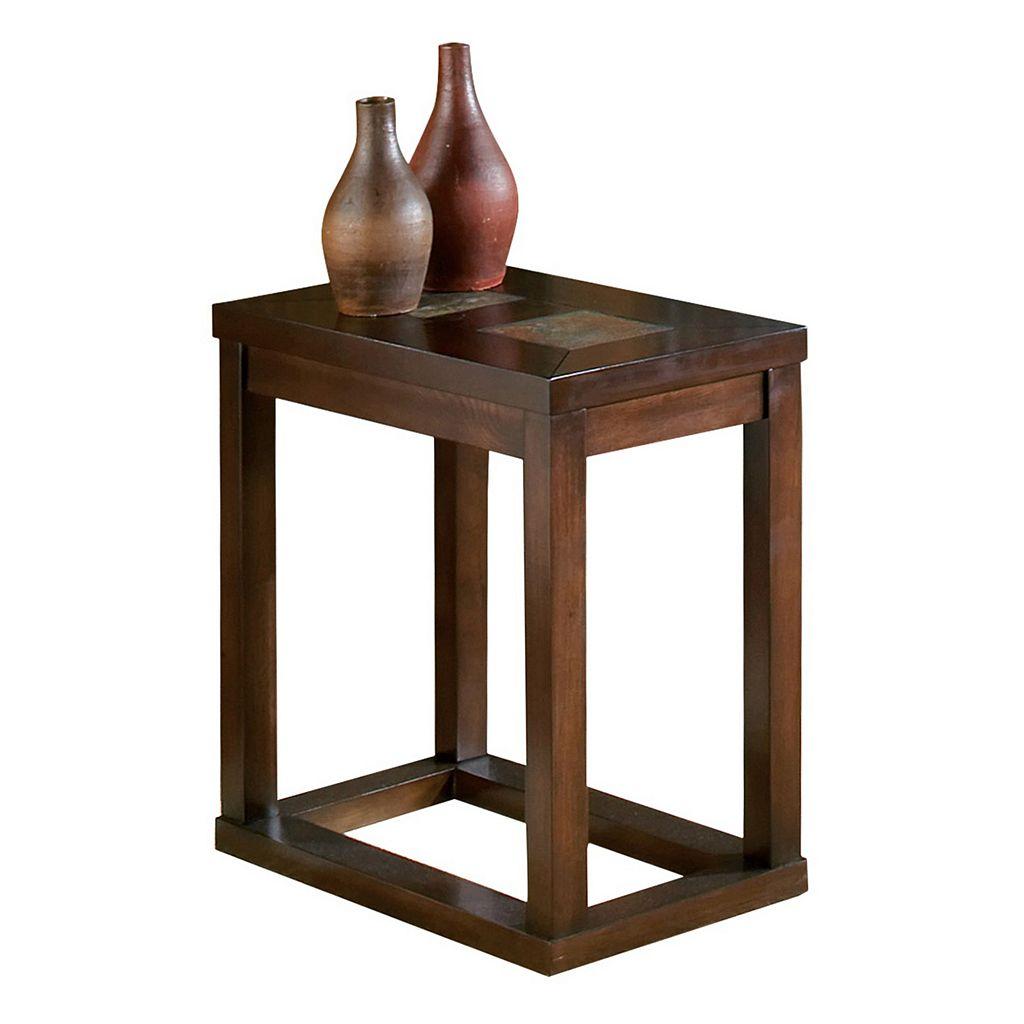 Alberto Tall End Table