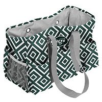 Logo Brand New York Jets Diamond Junior Caddy