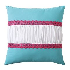 Amanda Crochet Throw Pillow