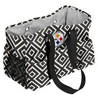 Logo Brand Pittsburgh Steelers Diamond Junior Caddy