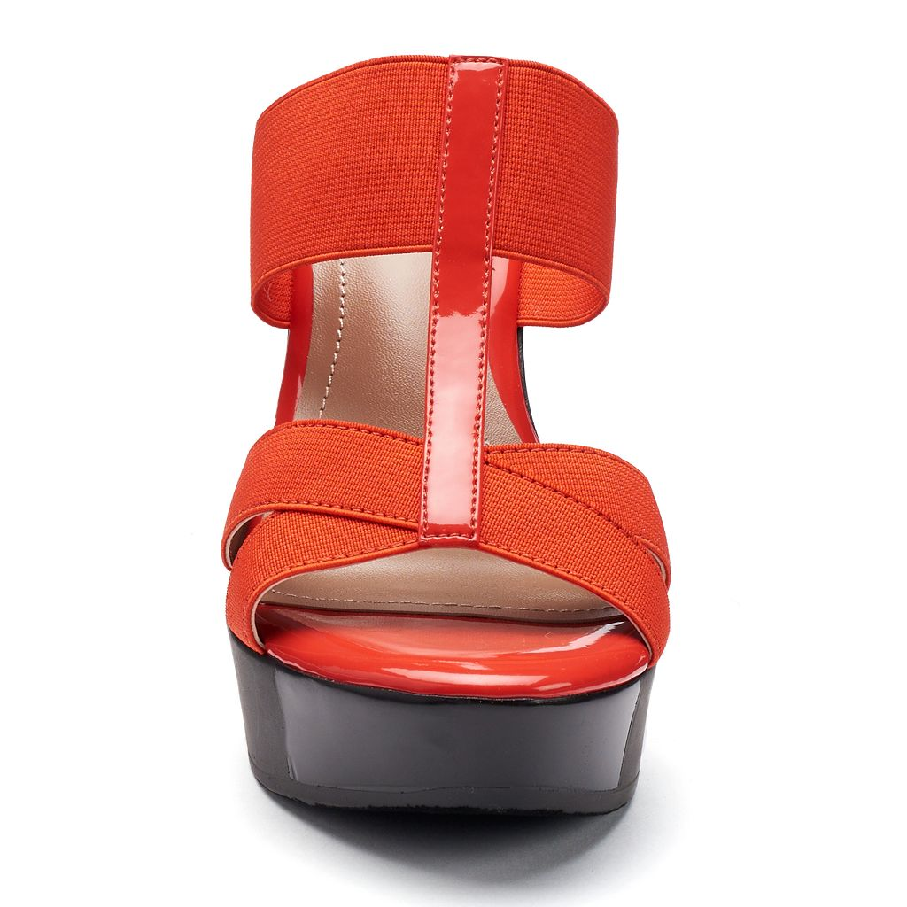 Style Charles by Charles David Fae Women's Wedge Sandals