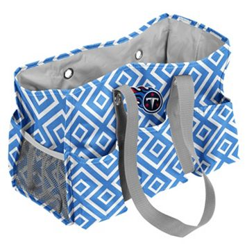 Logo Brand Tennessee Titans Diamond Junior Caddy