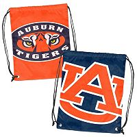 Logo Brand Auburn Tigers Double Header Reversible Backsack