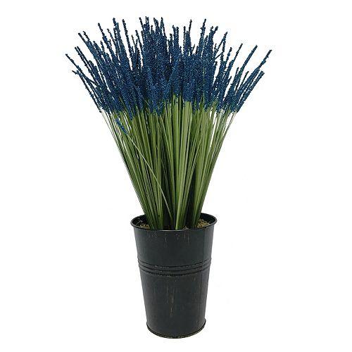 SONOMA Goods for Life™ Artificial Beaded Grass Planter