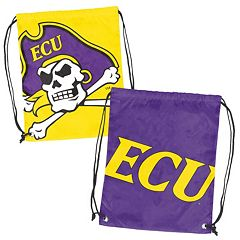 Logo Brand East Carolina Pirates Double Header Reversible Backsack