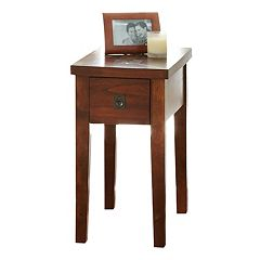 Davenport Chairside End Table