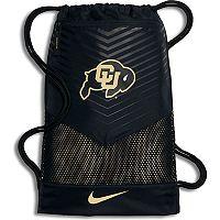Nike Colorado Buffaloes Vapor Gymsack