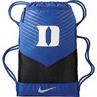Nike Duke Blue Devils Vapor Gymsack