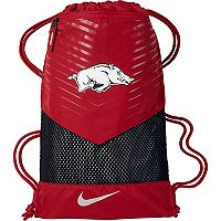 Nike Arkansas Razorbacks Vapor Gymsack