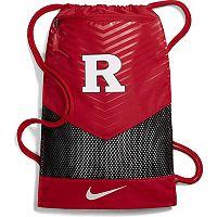 Nike Rutgers Scarlet Knights Vapor Gymsack
