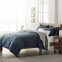 SONOMA Goods for Life™ 3-piece Hadley Diamond Pleat Duvet Cover Set