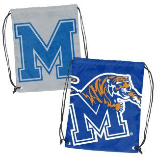 Logo Brand Memphis Tigers Double Header Reversible Backsack
