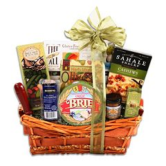 Gift baskets sets food beverage kitchen dining kohls alder creek gluten free gift basket negle Images