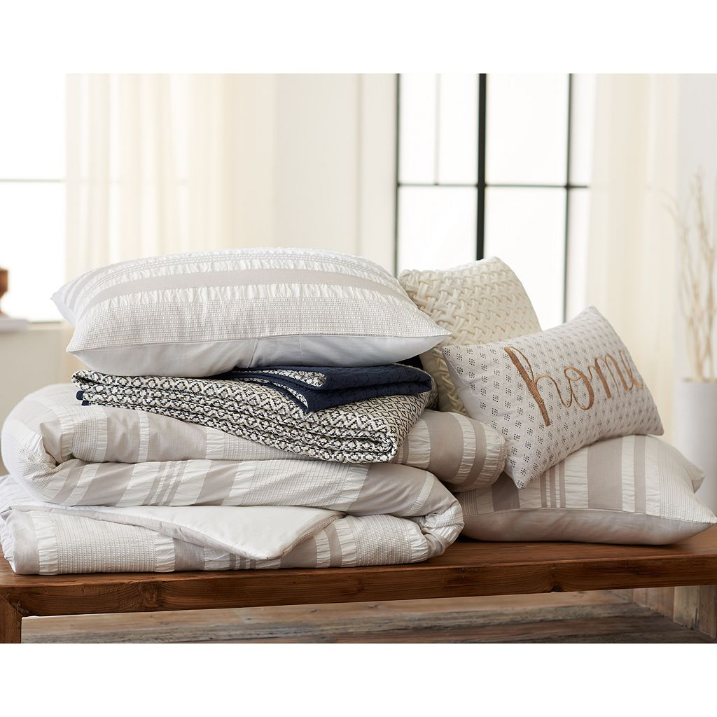 SONOMA Goods for Life™ 3-piece Porter Duvet Cover Set