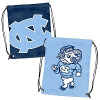 Logo Brand North Carolina Tar Heels Double Header Reversible Backsack
