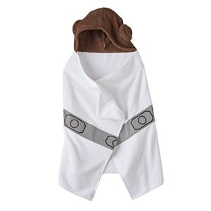 Star Wars Home Princess Leia Bath Wrap
