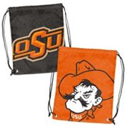 Logo Brand Oklahoma State Cowboys Double Header Reversible Backsack