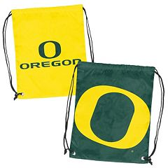 Logo Brand Oregon Ducks Double Header Reversible Backsack