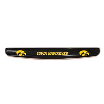 FANMATS Iowa Hawkeyes Keyboard Wrist Rest