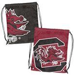 Logo Brand South Carolina Gamecocks Double Header Reversible Backsack