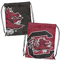 Logo Brand South Carolina Gamecocks Double Header Reversible Backsack