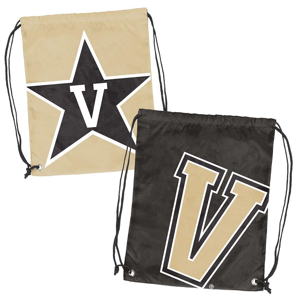 Logo Brand Vanderbilt Commodores Double Header Reversible Backsack