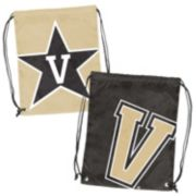 Logo Brand Vanderbilt Commodores Double Header Reversible Backsack