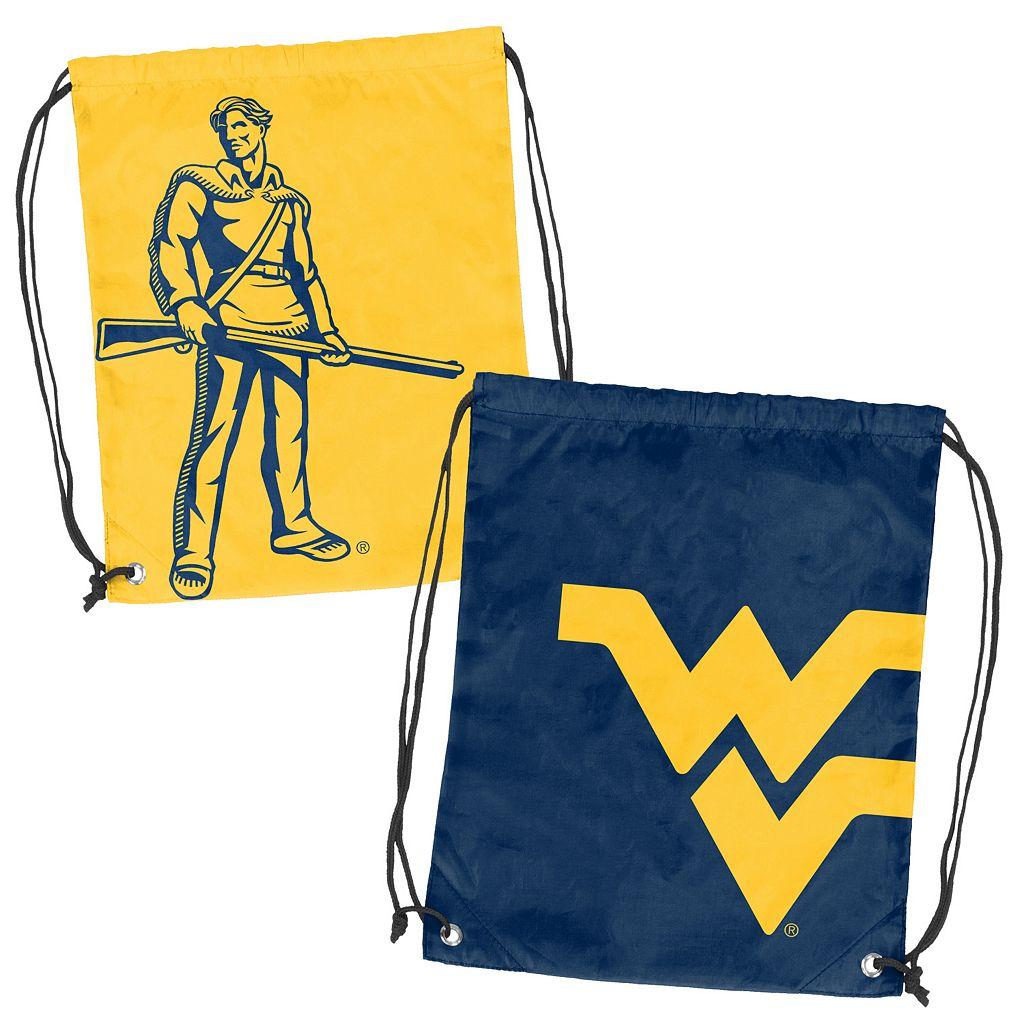 Logo Brand West Virginia Mountaineers Double Header Reversible Backsack