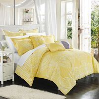 Chic Home Sicily Oversized Reversible Bed Set