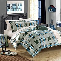 Chic Home Manchester Reversible Bed Set