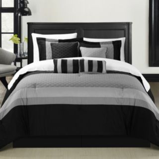 Chic Home Diamante 8-piece Bed Set