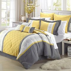 Chic Home Livingston 8 pc Bed Set