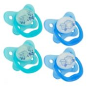 0-6 Months Dr. Brown's 4-pk. Stage 1 Glow-In-The-Dark Pacifiers