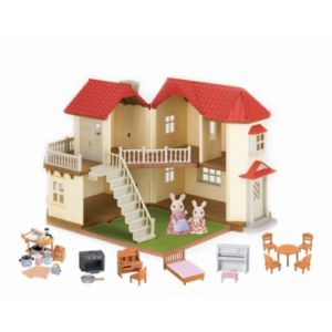 Calico Critters Luxury Townhome Gift Set by International Playthings