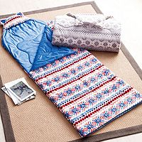 VCNY Heavenly Plush Sleeping Bag