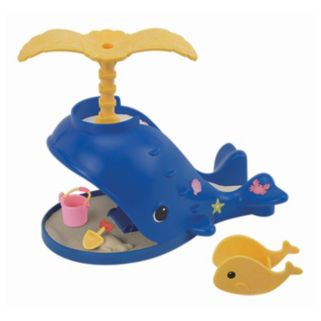 Calico Critters Splash & Play Whale Toy by International Playthings
