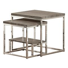 Lucia Nesting Table 2-piece Set