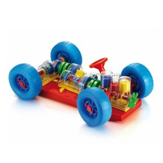 Quercetti Isotta Discovery Car by International Playthings