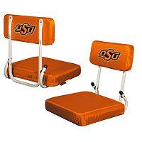 Logo Brand Oklahoma State Cowboys Hard Back Stadium Seat