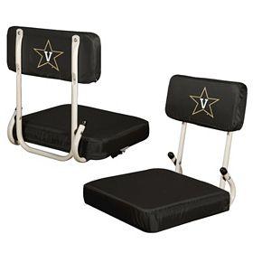 Logo Brand Vanderbilt Commodores Hard Back Stadium Seat
