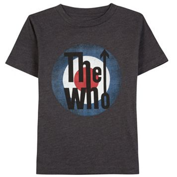 Toddler Boy The Who Tee