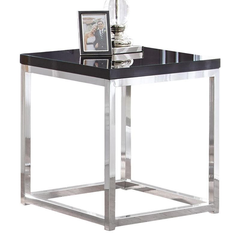 Madelyn End Table, Black