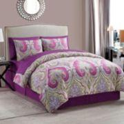 VCNY Alissia 8-piece Bedding Set