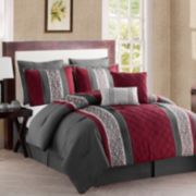 VCNY Farion 8-piece Bed Set