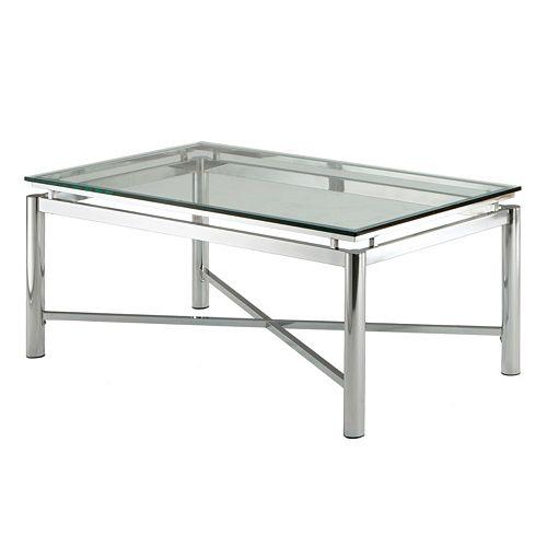 Nova Glass Coffee Table