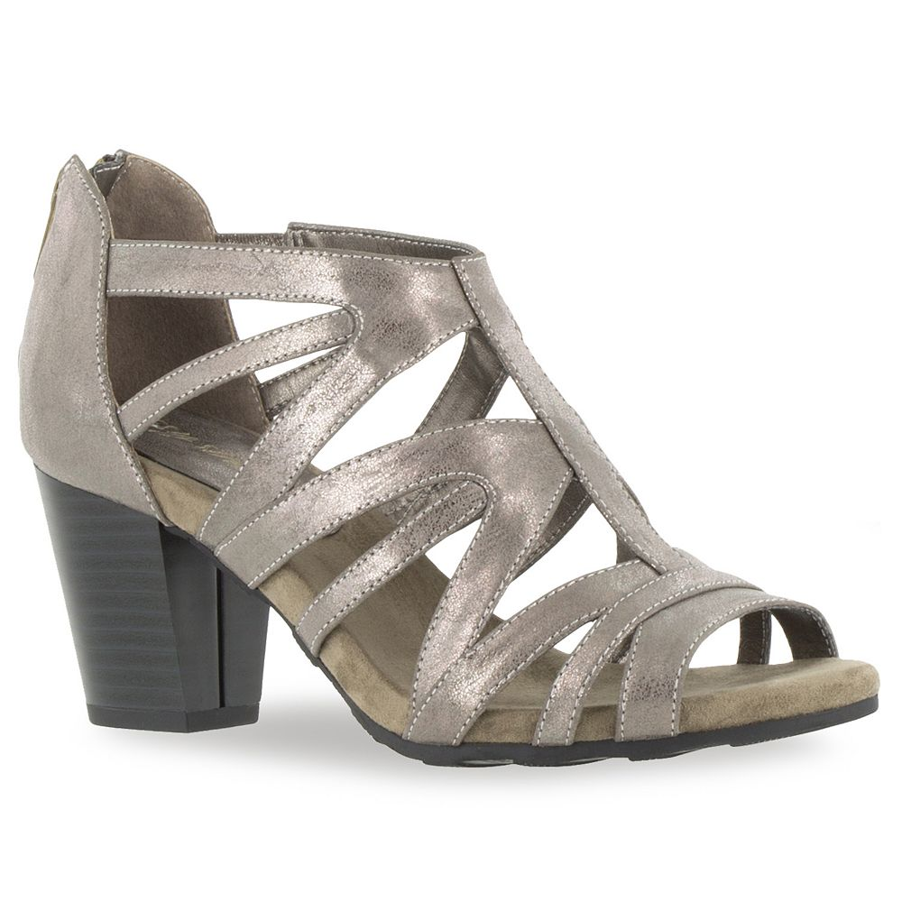 Easy Street Amaze Women's High Heel Sandals - Street Amaze Women's High Heel Sandals