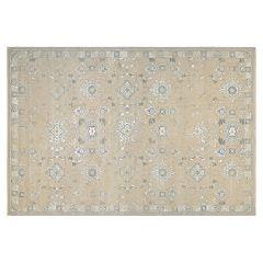 Couristan Provincia Odette Framed Floral Rug