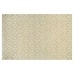 Couristan Retrograde Gamm Geometric Wool Rug